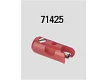 Märklin 71425 Muffen rot, Inhalt 10 Stück