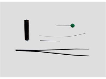 Märklin 7226 Rauchsatz, Durchmesser 5 mm, H0