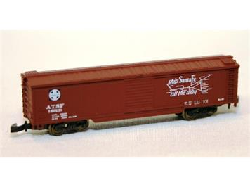 Märklin 82499-07 Box Car AT SF/USA Z