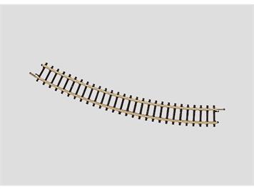 Märklin 8521 gebogenes Gleis, r195 mm 30°, Z