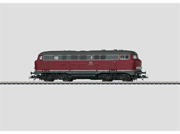 Märklin Diesellok BR 216 Lollo DB