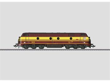 Märklin Diesellokomotive Serie 1812 CFL-Cargo
