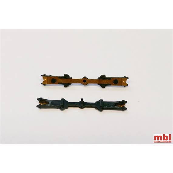 Märklin E239550 Kupplung stromführend, 2 Stück, H0