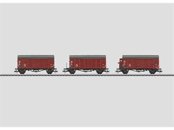 Märklin Güterwagen braun Oppeln DB