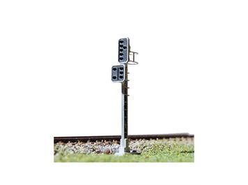 Mafen/N-Train 4136.21 SBB Zusatzsignal (grün/gelb/grün/gelb/grün+rot) + (gelb/gelb/grün...