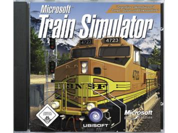 Microsoft 3002 TrainSimulator (Grundsoftware) deutsch