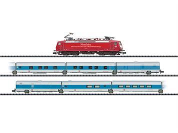 Minitrix 11636 Zugpackung Nachtzug Talgo DB AG