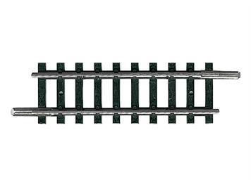 Minitrix 14907 gerades Gleis 50,0 mm, N