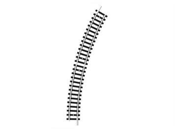 Minitrix 14910 Gebogenes Gleis R 2a (261,8 mm) 30°, N (1:160)