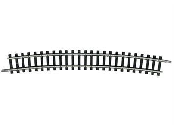 Minitrix 14918 gebogenes Gleis R5 15°