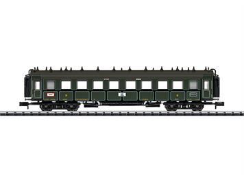 Minitrix 15970 Schnellzugwagen 3. Klasse K.Bay.Sts.B.