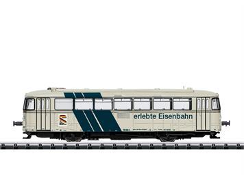 "Minitrix 16983 VT 798 668-0 ""erlebte Eisenbahn"" der DB, analog, digital DCC, N (1:160)"