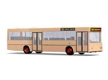 Minitrix 65404 Omnibus / Stadtbus BVG (Berlin) N