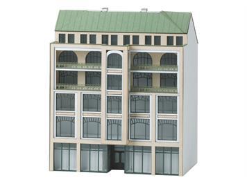 Minitrix 66307 Bausatz Stadthaus Jugendstil N