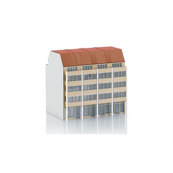 Minitrix 66332 Bausatz City-Wohnhaus N