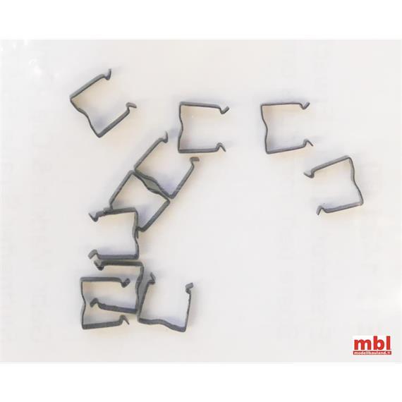 Minitrix E13148100 Klammer für N-Motor (10 Stk.)