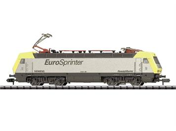 "Minitrix Ellok ""Eurosprinter Dispolok"""