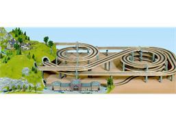 Modelleisenbahn-Zubehör