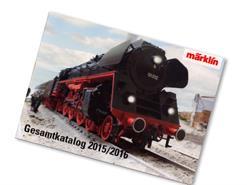 Modelleisenbahnen - Kataloge