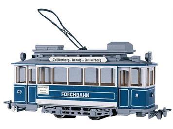Navemo 214 12 100 Ce 2/2 8 der Forchbahn motorisiert HOm