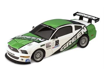 Ninco 55038 Ford Mustang Green N-Digital