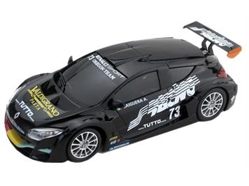 Ninco 55056 Renault Megane Trophy '09 Racing Black N-Digital