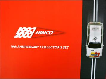 Ninco Collector's Set 10 Jahre Ninco - limitierte Edition