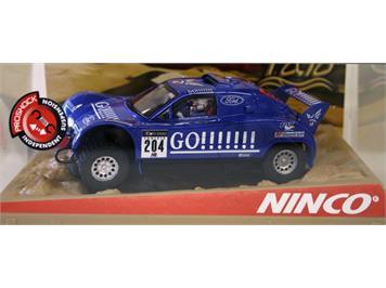 "Ninco Ford X826 ""J.L. Schlesser, Go!!!!!!!!"""