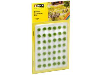 Noch 07032 Grasbüschel, grün