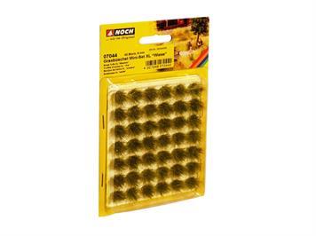 Noch 07044 Mini Set XL Grasbüschel Wiese 42 Stück