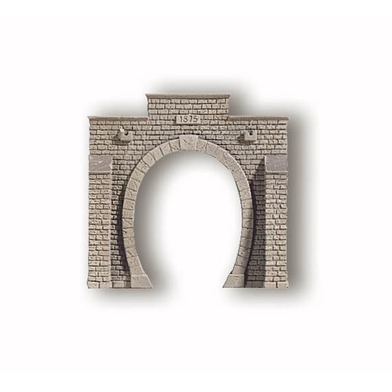 NOCH Tunnelportal 1-gl., Sandstein, 7,9 x 7,6 cm, PROFI-plus Spur N - ausverkauft 5.2012