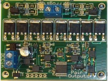 Paan Bahn 45609 Elektronik zur Herzstückpolarisierung 2-fach