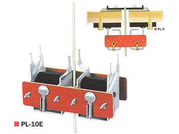 Peco PL-10E Doppelspulen-Weichenantrieb 2-2,4A