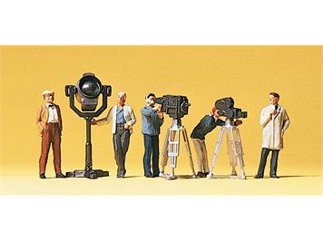 Preiser 10062 Filmteam HO