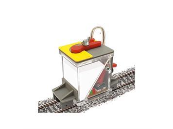 Proses PBS-FIX-07 Automatic Ballast Glue Applikator / elektr. Schotterkleber-Applikator