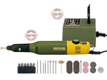 Proxxon Modellbauer- und Gravierset mit MM 50/E