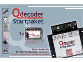 Qdecoder QD095deLuxe Startpaket ZA2-16+deLuxe