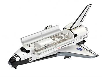 Revell 04544 Space Shuttle ATLANTIS 1:144