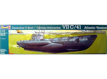 Revell 05045 U-Boot Type VIIC 1:72