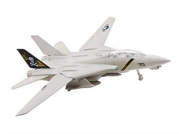 Revell 06450 Build & Play F-14 Tomcat, 1:100