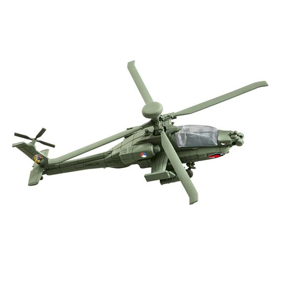 Revell 06453 Build & Play AH-64 Apache, 1:100