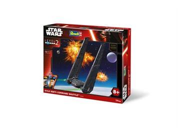 Revell 06695 Star Wars easykit Kylo Ren's Command Shuttle