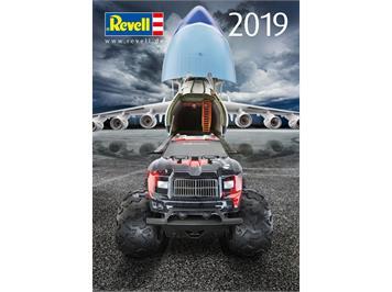 Revell 95270 Hauptkatalog 2019