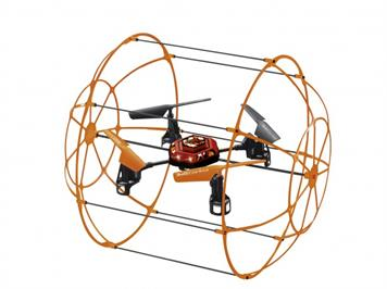 Revell RC 23979 Drivecopter Cloud Jumper RTF, 4-Kanal, 2,4 GHz