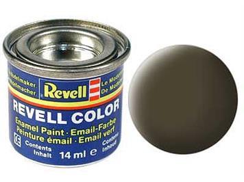 Revell schwarzgrün matt