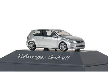 Rietze 21822 VW Golf 7 2türig reflexsilber metallic