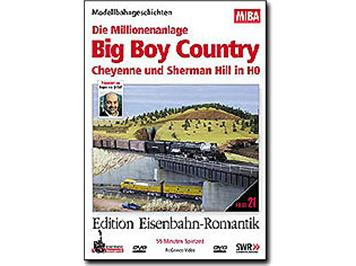 Riogrande DVD 6421 - Big Boy Country in HO, die Millionenanlage