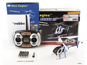 Robbe Nine Eagles 1-NE2508 BRAVO III RTF 2,4 GHz