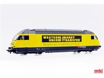 "Roco 43655.8 SBB Re 460 ""Western Union"""