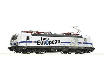 "Roco 70320 Elektrolokomotive BR 193, DB AG, ""I am European"" , digital mit Sound"